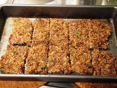 Desde la Cocina de Niu: Kibbe Horneado - Pastel de Carne Horneado estilo Árabe