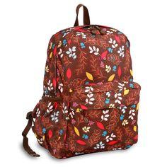 J World Autumn OZ Expandable 17-inch Backpack (Autumn)