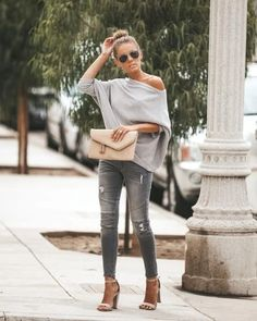 14 best mix casual and modest outfits for winter fashion 6 Preppy Outfits, Fall Fashion Outfits, Fall Fashion Trends, Mode Outfits, Stylish Outfits, Winter Outfits, Winter Fashion, Summer Outfits, Womens Fashion
