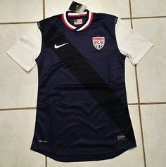 Rare NWT Authentic NIKE USA National Team   Soccer Jersey Men's Medium