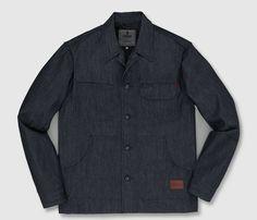 Chrome Wyatt Collection Chore Coat