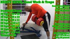 Heavy Rows & Traps: https://youtu.be/rEMBiRUODH8