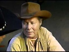 """Interview, part 1. Smith says that he was """"born right here in Los Angeles"""", """"started doin' rodeos"""", and was """"riding bareback when I was 6 years old"""". He also says that he made 139 Laramies and 39 Cimarron Citys [memory can be a tricky thing]. Also says, """"The only thing I wouldn't do . . . I'd a stayed single."""""""