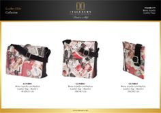 #Borse in #pelle con #Marilyn / #Leather #bags - #Marilyn by ITALUXURY | #Luxury Leather Goods & Accessories - Made in Italy. Website: www.italuxury.com