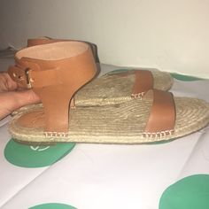 """BRAND NEW JOIE """"PRIMA"""" SANDAL Never worn. No box or dust bag. Love them but have too much stuff! Joie Shoes Sandals"""