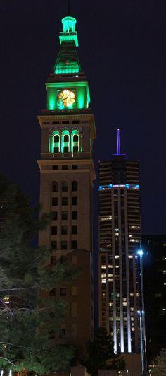 The Clock Tower, Denver