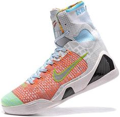 size 40 0d2f8 7fd6c Nike Kobe 9 Mens Basketball Shoes Orange white3 Kobe 9 High, Girls  Basketball, Basketball