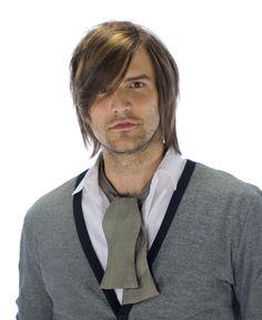 2012 Redken Men's Long Hair Looks