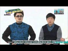 [Sub Español] 150218 Weekly Idol Jung Yong Hwa [CNBLUE] (Parte 2)