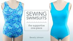 Learn how to sew a swimsuit that flatters - Craftsy | Craftsy