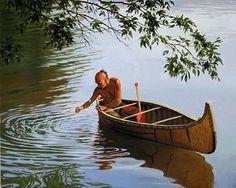 Afbeeldingsresultaat voor indiaan kayak