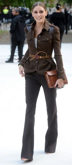 Olivia Palermo by stevanahanna55, via Flickr