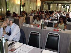 I partecipanti del corso Social Media per HR Manager durante la sessione del mattino.