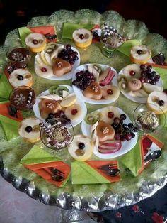 Eid Food, Algerian Recipes, Food Presentation, Food Art, Food Videos, Buffet, Food And Drink, Cooking Recipes, Yummy Food