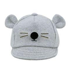 Newborn-Toddler-Kids-Baby-Girl-Boy-Visor-Baseball-Cat-Little-Ear-Cap-Warm-Hat