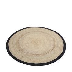 Jute Rug - Round, Large | Kmart $39
