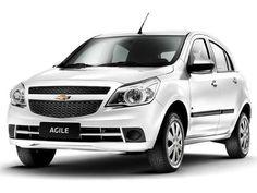 GM – Chevrolet AGILE LTZ 1.4 MPFI 8V FlexPower 5p 2014 Gasolina Goiânia GO | Roubados Brasil