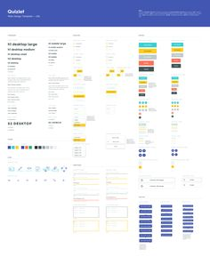 png by christiandorian Web Style Guide, Style Guides, Form Design, App Design, Web Design Projects, Design Guidelines, Desktop, Graphic Design Trends, Dashboard Design