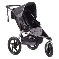 BOB Revolution stroller... Good for every terrain, easy to maneuver anywhere, nice canopy for baby, good storage, light but safe, a jogging stroller... A perfect first stroller!