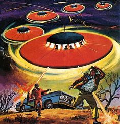 UFO - Flying Saucers (1968)