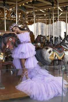 Ming Lee Simmons x Disrupshion Magazine Birthday Photos, Fangirl, Jackson, Tulle, Photoshoot, Skirts, How To Wear, Outfits, Clothes