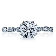 Tacori engagement ring from www.solomonbrothers.com
