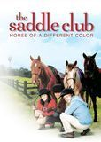 The Saddle Club: Horse of a Different Color [DVD]