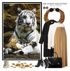 """""""Classic"""" by theleakeycollection ❤ liked on Polyvore featuring URBAN ZEN, STELLA McCARTNEY, MICHAEL Michael Kors and SWEET MANGO"""