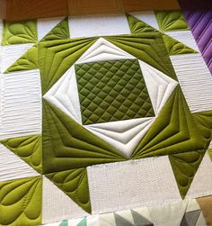 """512 Likes, 21 Comments - Marion McClellan (@myquiltdiet) on Instagram: """"Just a little work today. I was really hoping to finish up @craftycop's quilt today, but I fear I…"""""""