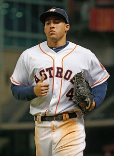 George Springer Pictures - Kansas City Royals v Houston Astros