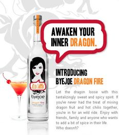 Introducing byejoe Dragon Fire