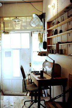 Sewing machine, little office