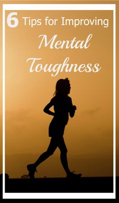 Running at any distance is a combination of physical and mental fitness. All athletes should be focused not only on increasing their endurance and speed, but also on improving mental toughness.