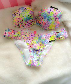 My new Victoria Secret bikini summer