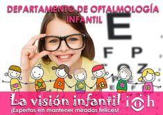 El Instituto Oftalmológico Hoyos cuenta con un Departamento especializado en niños, donde oftalmólogos y optometrista trabajan conjuntamente en el diagnóstico y tratamiento de los trastornos visuales de los niños.