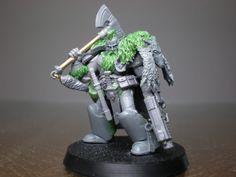 My PH Space Wolves - Pic Heavy - Forum - DakkaDakka | You better boost before you post.