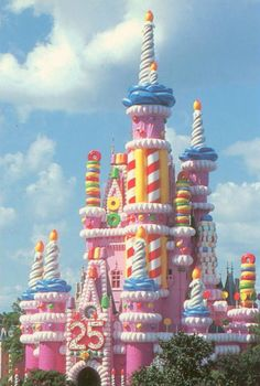 Ok, where is the Candy Castle? I would love to see this!! :) ♡