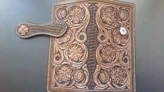 Leather Wallet Wallet gift Leather purse Purse by AshotCraft
