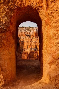 Stone Garden Queen's Garden Trail  Bryce Canyon National Park  Utah