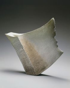"Kohyama Yasuhisa's ""Wind"" part of Japan Society Gallery's ""Contemporary Clay: Japanese Ceramics for the New Century"""