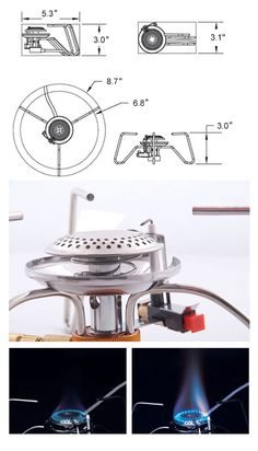 split type gas stove Camping Cooker, Gas Stove, Espresso Machine, Kettle, Coffee Maker, Kitchen Appliances, Type, Espresso Maker, Pour Over Kettle