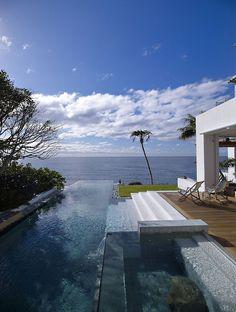 Infinity Pool, Terrace Views, Beautiful Waterfront Home in Coogee, Australia