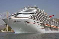 Comprehensive tour of the Carnival Breeze cruise ship, including information on the dining, cabins, spa, entertainment, kid's areas, and onboard activities. Article has links to over 100 pictures of the newest Carnival Cruises' ship.