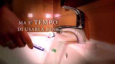 """Spot  -L'ACQUA NON HA TEMPO-   dur 40""""  Una  campagna di sensibilizzazione per rendere il cittadino consapevole dei rischi dello spreco dell'acqua.  L'iniziativa mette insieme Corecom, Regione e Direzione scolastica regionale. In primo piano l'ambiente e le bellezze naturali dell'Abruzzo in uno spot sociale di sensibilizzazione realizzato, a costo zero, dall'Ufficio multimediale della struttura stampa della giunta regionale d'Abruzzo."""
