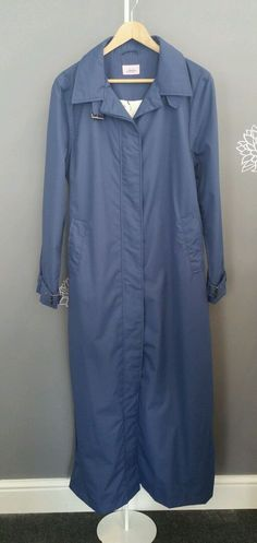 JOULES LONG WATER PROOF COAT great condition size L 16-18 rrp £120