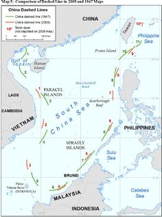 Opinion: The Expanding Assault on China's South China Sea Claims - USNI News Chinese Boat, Spratly Islands, China Map, Political Science, Social Science, Taiwan, Arms Race, Knowledge, Navy Ships