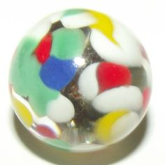 Antique glass paperweight button on etsy