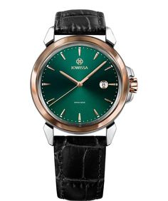 Jowissa produces high-quality, distinctive men's watches with a streamlined design, premium materials and dazzling reflections. Find your stylish accessories for any occasion. All Swiss Made. Swiss Made Watches, Watch Case, Stainless Steel Case, Laser Engraving, Fashion Watches, Watches For Men, Black Leather, Quartz, Window