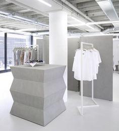 ODEEH Berlin boutique by Zeller & Moye