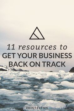 Check out these 11 Resources to get your business on track! Everything from systems, to emails, to planning your year, these resources have you covered! Perfect for freelancers, small business owners, and entrepreneurs. Click though to get the resources!